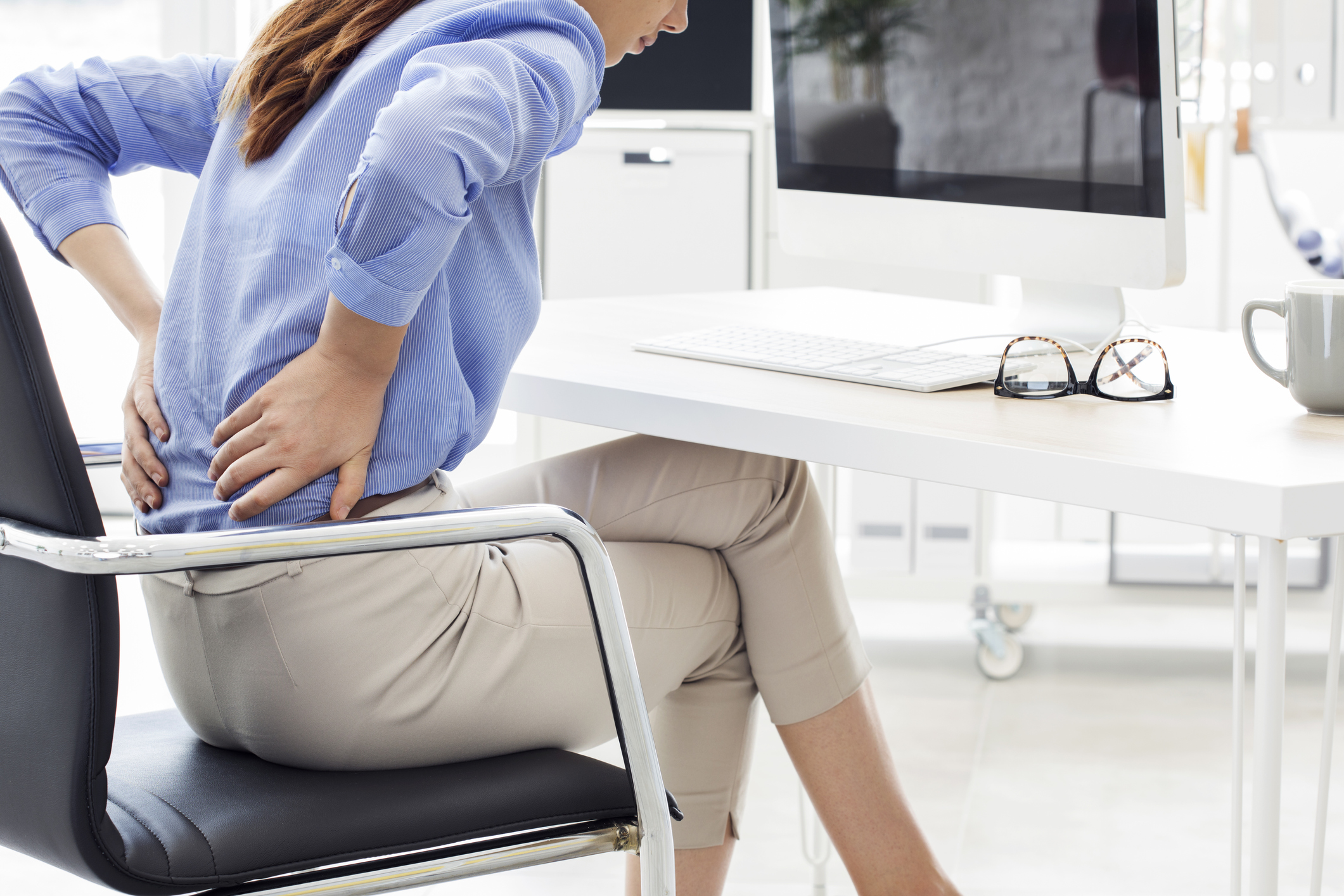 Tips For Reducing Back Pain In Your Daily Office Job