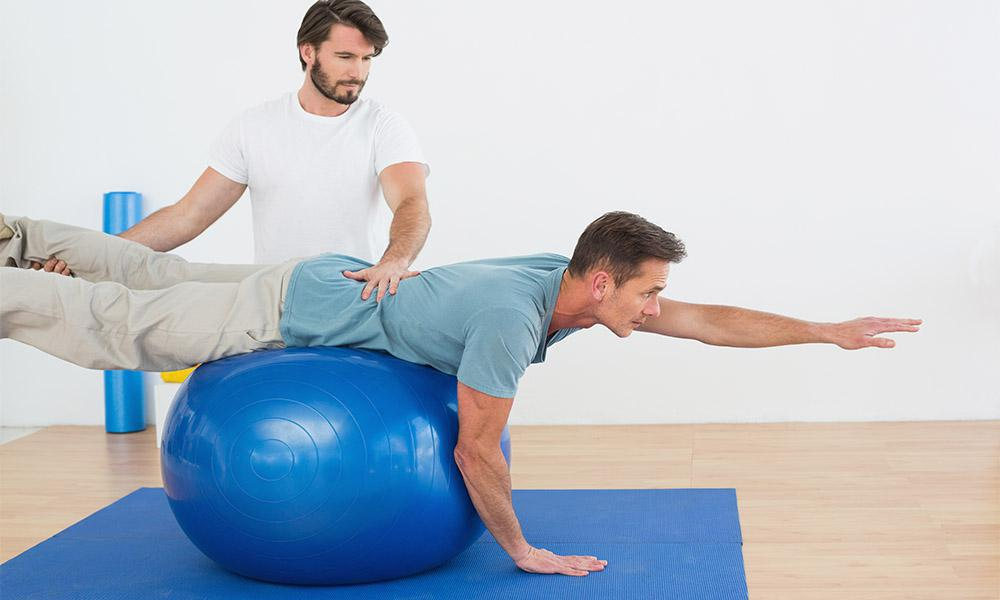 Exercise When Dealing With Back Pain