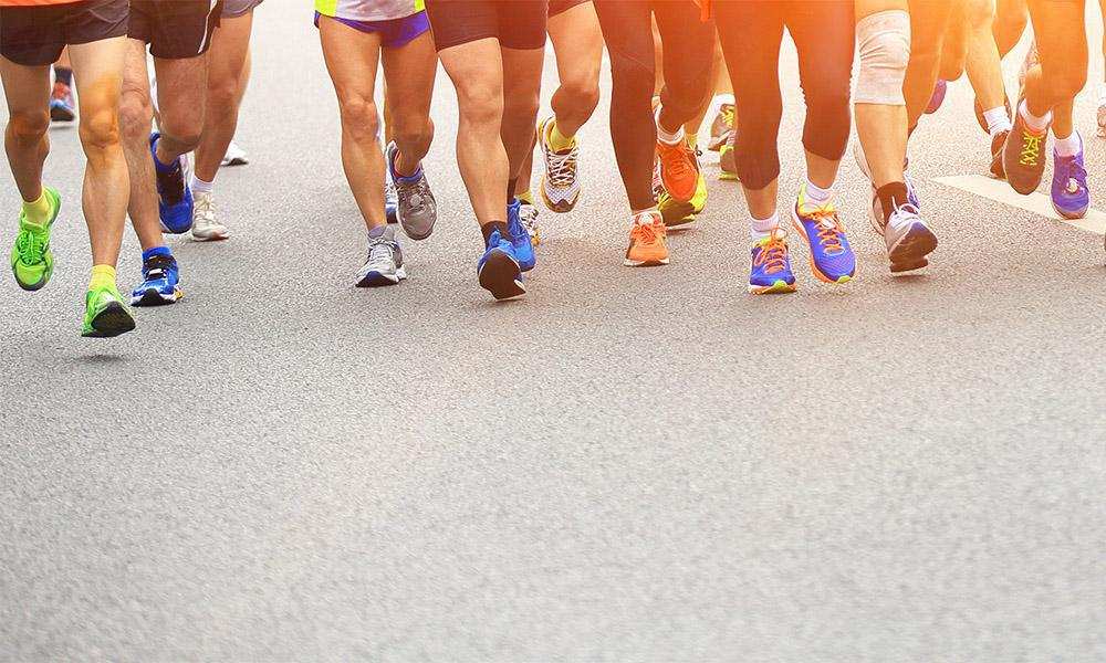 Start A Healthy New Year Right With A Half Marathon