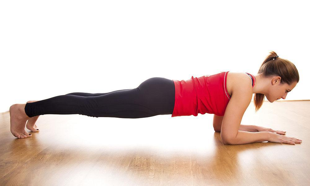 Doing Planks Can Improve Your Balance And Posture