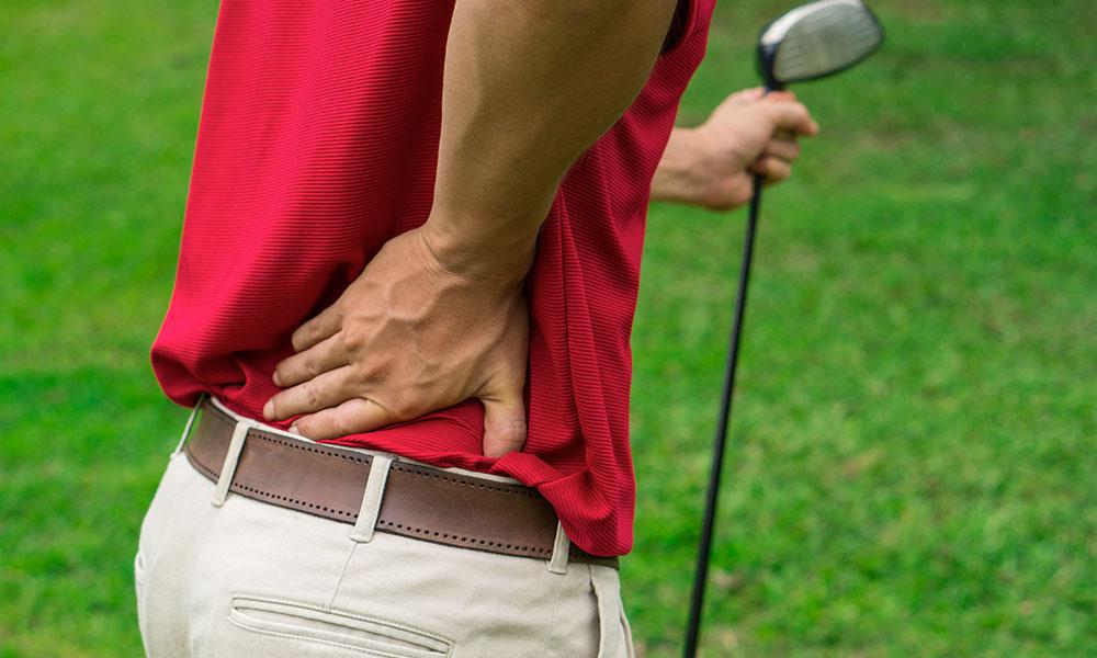 How To Avoid A Back Injury While Golfing