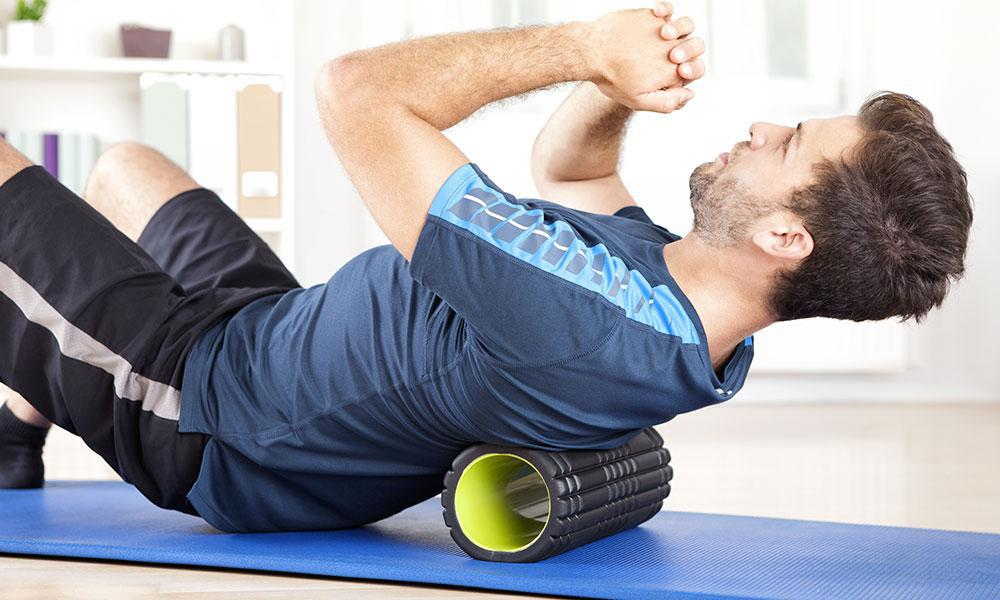 5 Mistakes You Could Be Making With Your Foam Roller