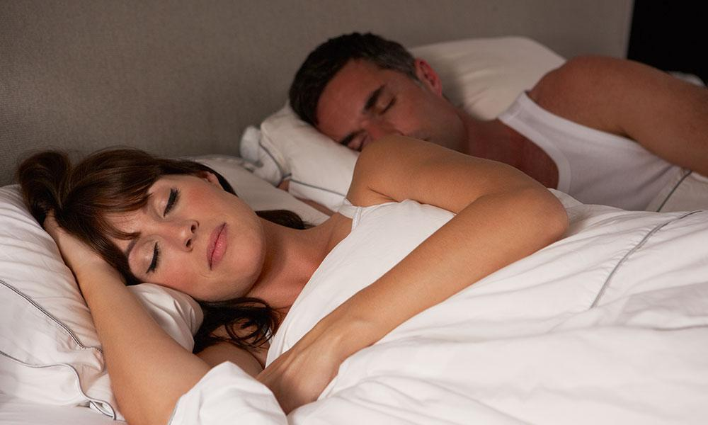 6 Tips For Getting A Good Night's Sleep