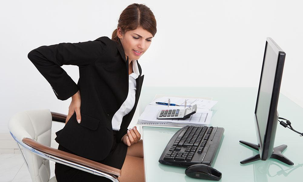 Simple Ways To Avoid Back Pain At The Office