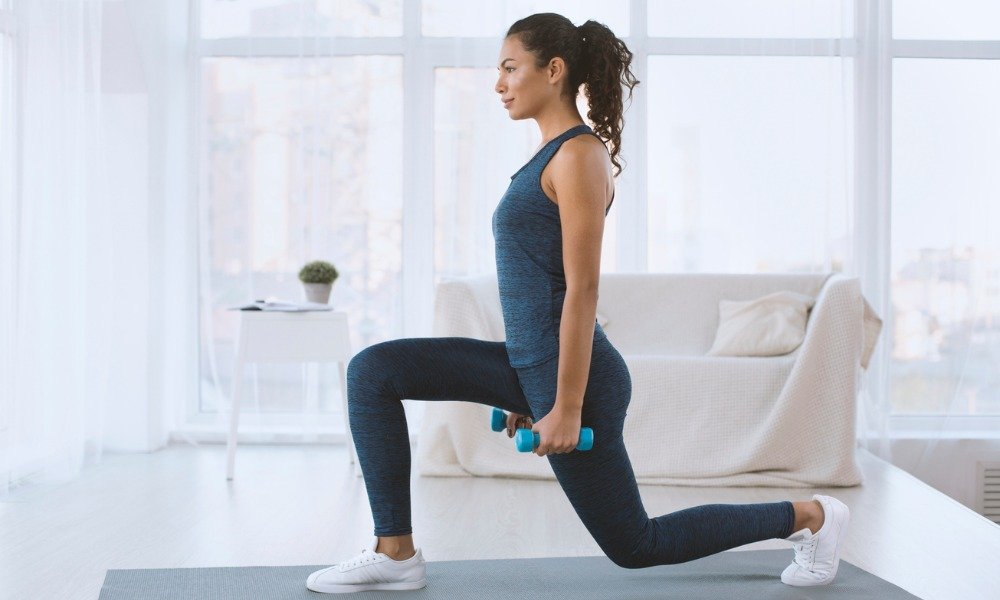 At-Home Workouts To Prevent Back Pain
