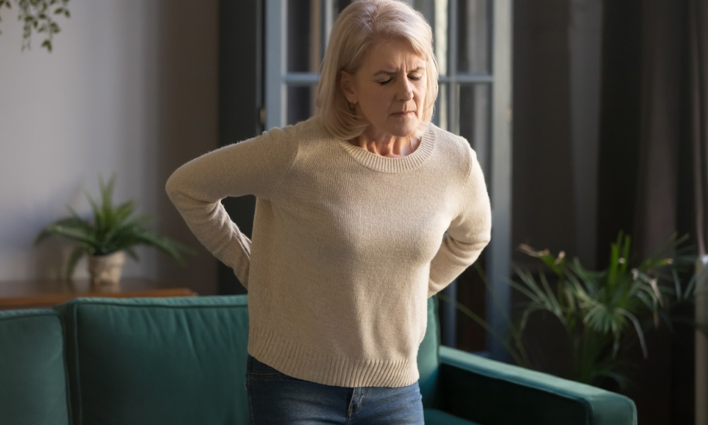 Is Osteoarthritis Causing Your Back Pain?