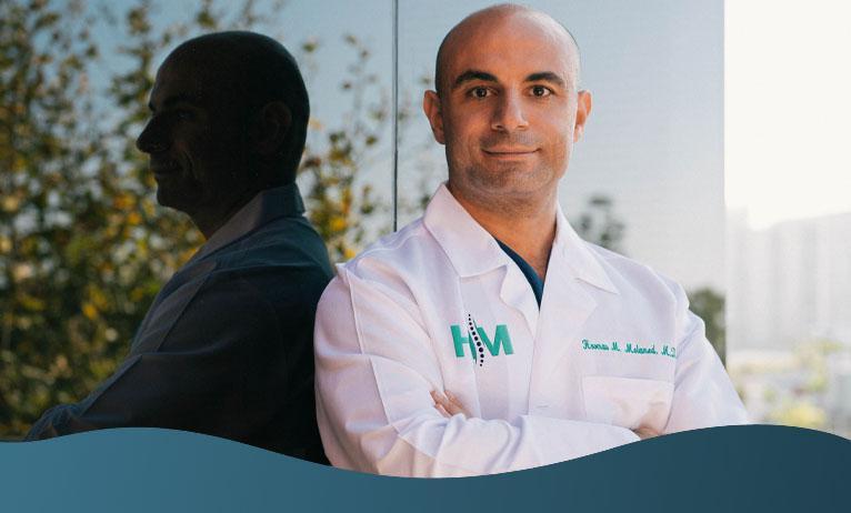 Top Orthopedic Spine Surgeon Hawthorne - Hooman Melamed, MD